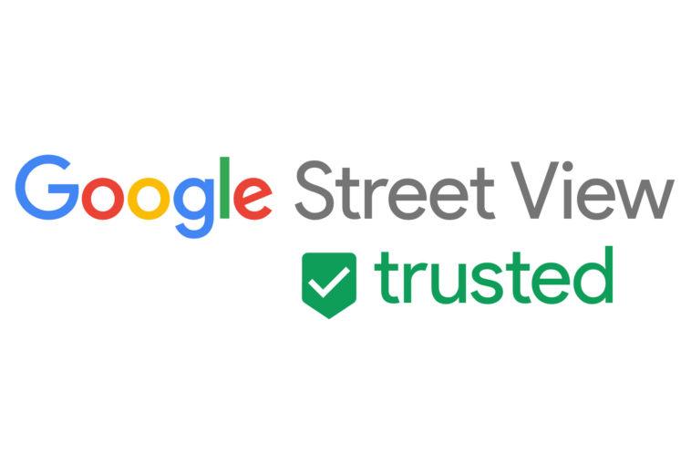 Wir sind Google Street View zertifiziert