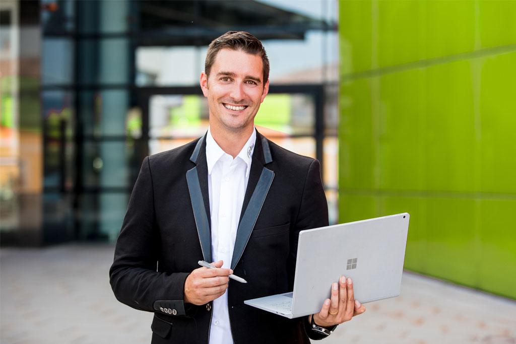 Ing. Christoph Hubmann | Webentwicklung, CEO