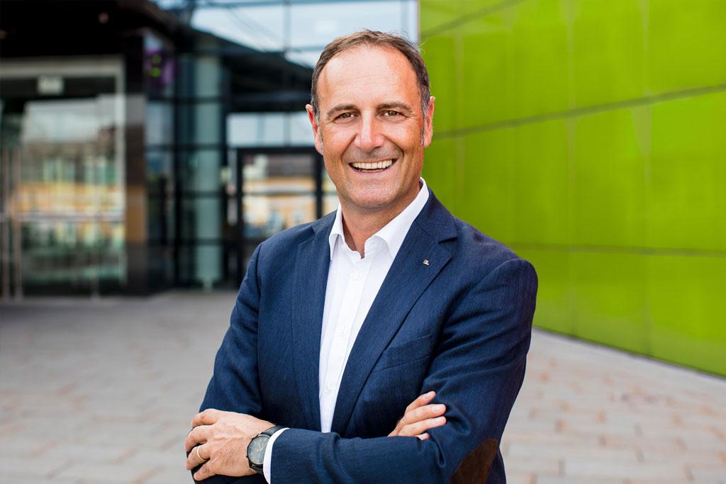 Sigi Leitner | Co-Founder, Projektmanagement, Sales