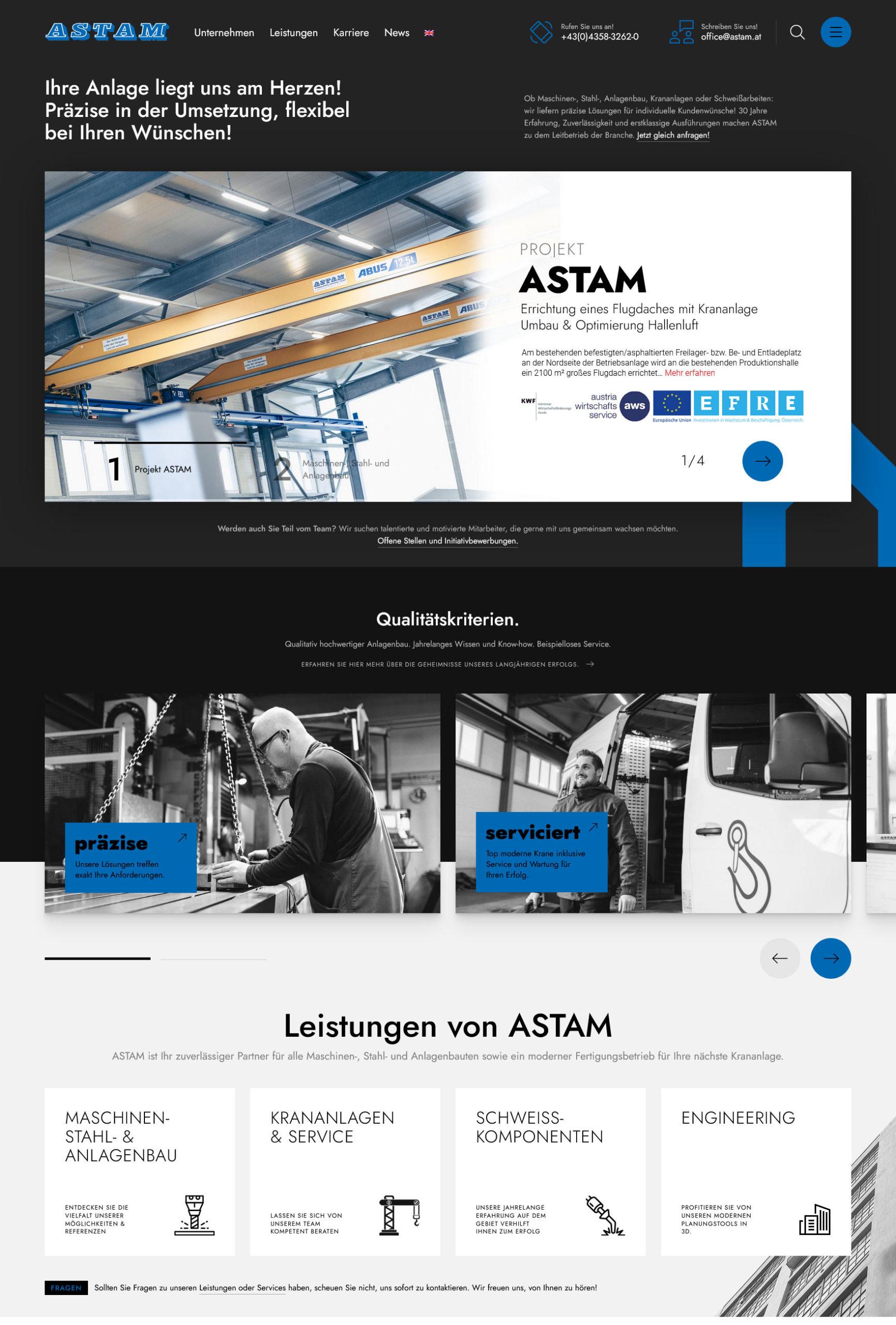 ASTAM Kran-, Stahl- und Maschinenbau