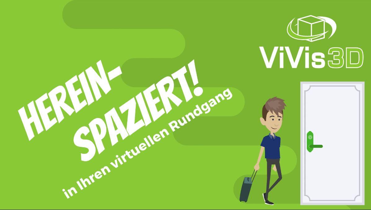 ViVis3D – der virtuelle 3D-Rundgang