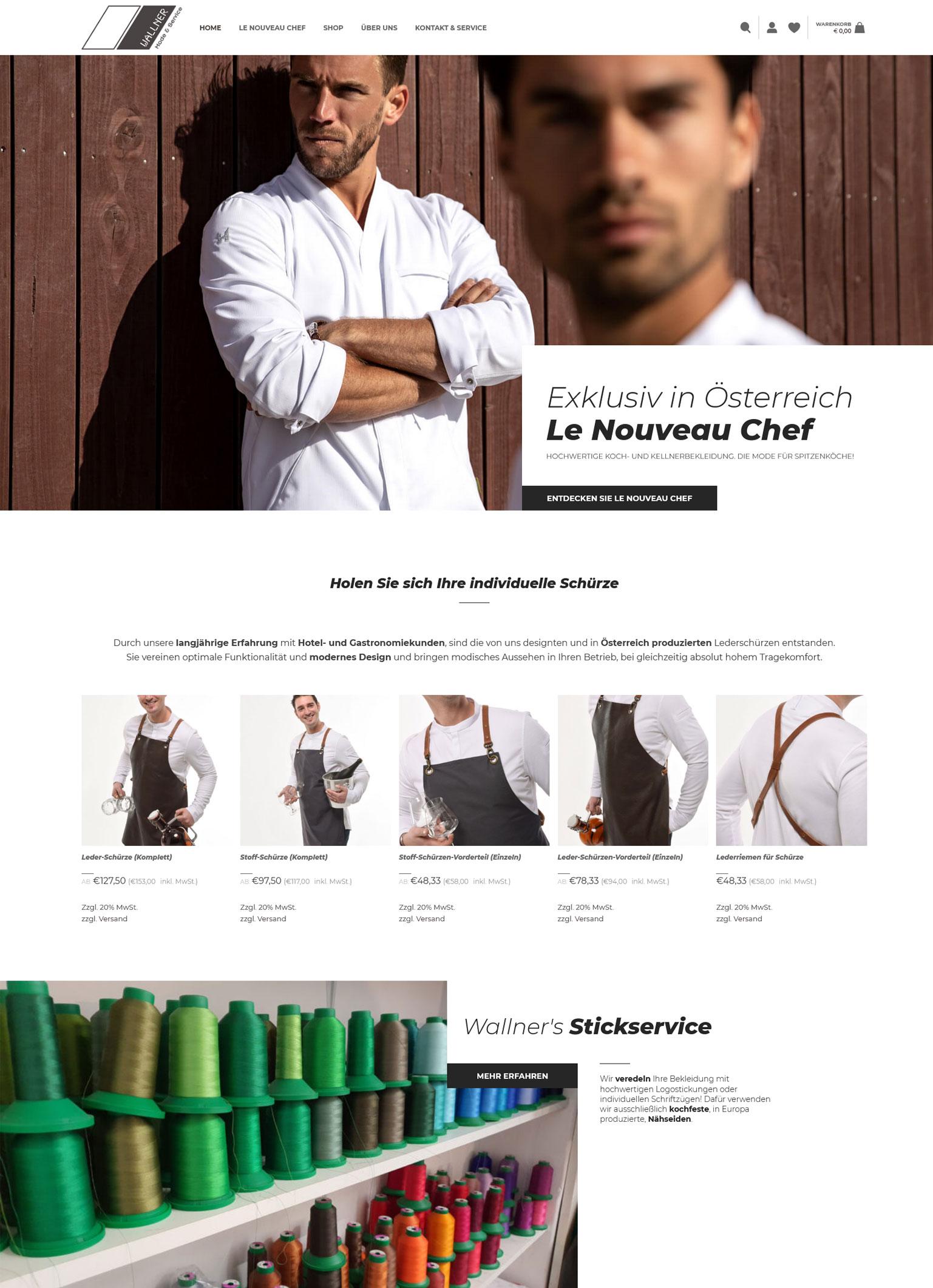 Mode&Service Hannes Wallner